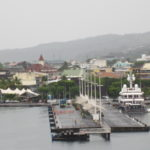 Papeete by Ship
