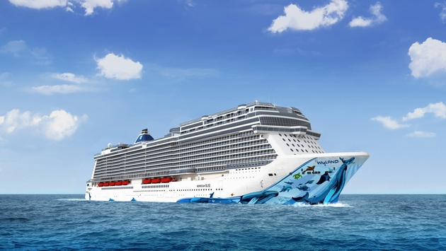 Rendering of Norwegian Bliss, Courtesy of Norwegian Cruise Line