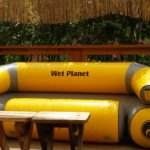 Wet Planet Rafting Couch -- custom vacation